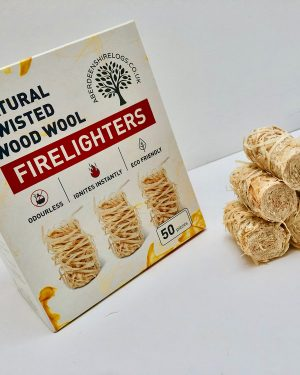 WoodWool Firelighters 50pcs
